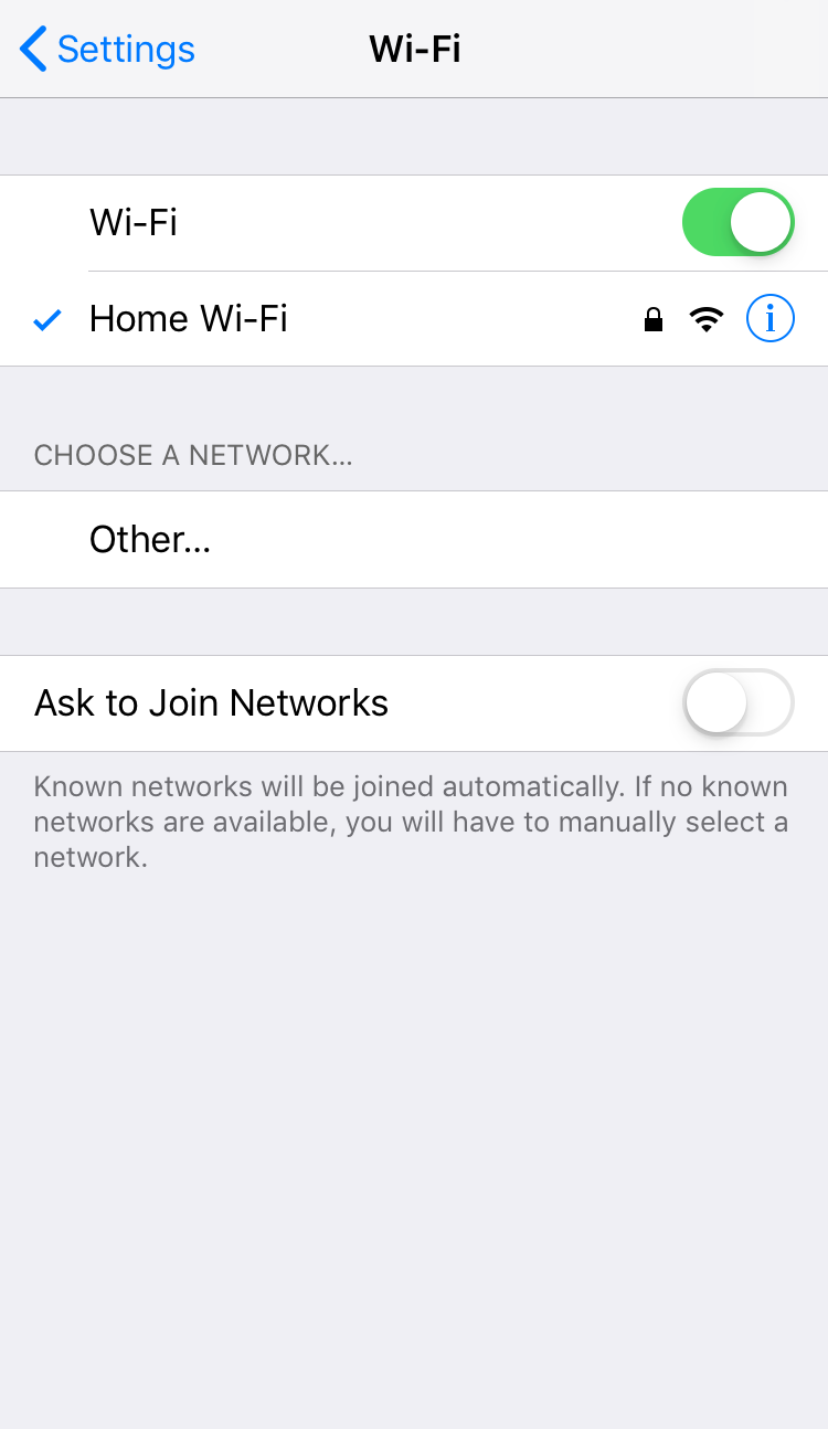 change Wi-Fi extenders signal name
